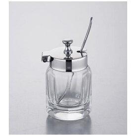 吉沼硝子 Yoshinuma Glass ♯80 カラシ入れ (カラシスプーン付) <PMT88>[PMT88]