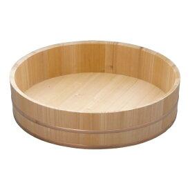 雅うるし工芸 木製銅箍 飯台(サワラ材) 51cm <BHV01051>[BHV01051]