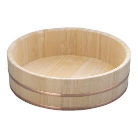 雅うるし工芸 木製銅箍 飯台(サワラ材) 54cm <BHV01054>[BHV01054]