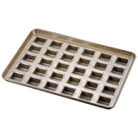 千代田金属工業 シリコン加工 ホール型天板 (30ヶ取) <WTV32>[WTV32]