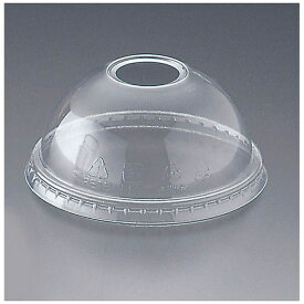 水野産業 Mizuno Sangyo PETカップ用ドームリッド(1000入) 187877 12オンス用 <XKT8601>[XKT8601]