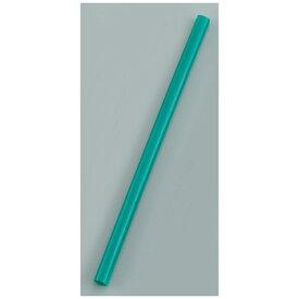 シバセ工業 SHIBASE タピオカストロー ストレート裸 (130本箱入)No.611 緑 <EST5402>[EST5402]