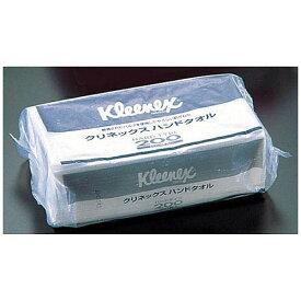 日本製紙クレシア crecia クリネックス ハンドタオル ハードタイプ 200 (1ケース30束入) <KTO22>[KTO22]