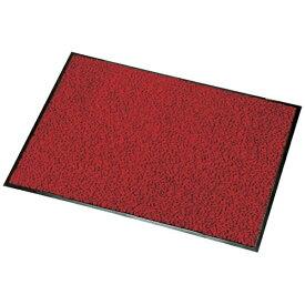山崎産業 ロンステップマット 900×600mm 赤黒 <KMT2063Z>[KMT2063Z]
