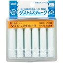 日本理化学工業 ダストレスチョーク(6本入) 白 DCC-6-W <PTY4401>[PTY4401]