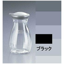 タケヤ化学工業 TAKEYA プルー ビストロしょう油差し M ブラック <PSYB606>[PSYB606]