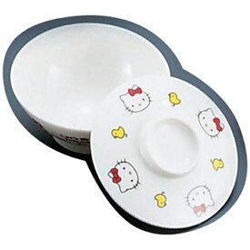 台和 Daiwa メラミンお子様食器「ニューキティ」 蓋付飯碗(ギンガム) <RMSA4>[RMSA4]