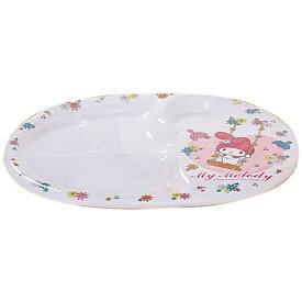 台和 Daiwa メラミンお子様食器「マイメロディ」 ランチ皿(大) MC-31 <RLVD9>[RLVD9]