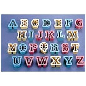 タイガークラウン TIGER CROWN PSクッキー抜型アルファベットNo.1733 (26ヶ入) <WKTL1>[WKTL1]