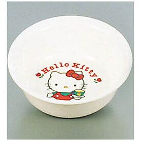 台和 Daiwa メラミンお子様食器 ニューハロー・キティ フルーツ皿(白) <RHL19>[RHL19]