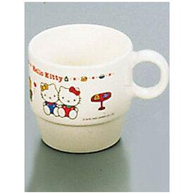 台和 Daiwa メラミンお子様食器 ニューハロー・キティ カップ(白) <RKT77>[RKT77]