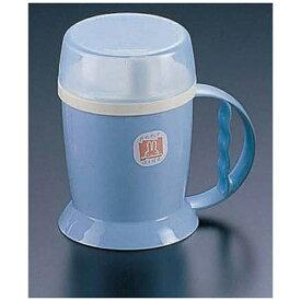 台和 Daiwa 吸口付マグカップ HS-N12 ブルー <RMG3202>[RMG3202]