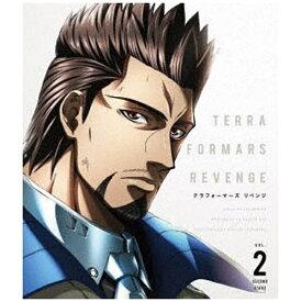 ワーナー ブラザース TERRAFORMARS REVENGE Vol.2 初回仕様版 【ブルーレイ ソフト】