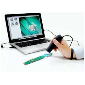 ミヨシ MIYOSHI 【USB】 USB顕微鏡 高精細200万画素/最大倍率225倍 オートフォーカス対応 UK-03[UK03]
