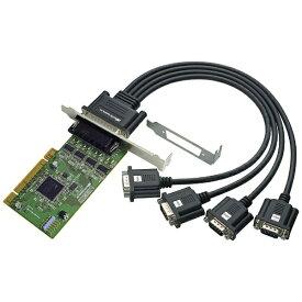 ラトックシステム RATOC Systems 4ポート RS-232C・デジタルI/O PCIボード