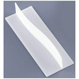 若泉漆器 PP S字型パーティション 白 O-7-5 <PPC4501>[PPC4501]