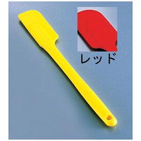 遠藤商事 Endo Shoji シリコン 一体式ケーキクリーナー レッド01/1534 <WKL2602>[WKL2602]