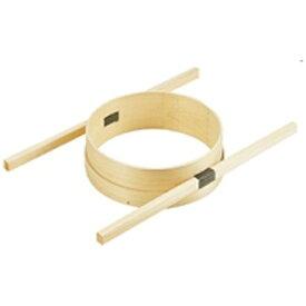 遠藤商事 Endo Shoji 木製外棒式ダシコシ輪 27cm <BDS01027>[BDS01027]