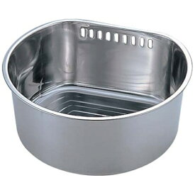 遠藤商事 Endo Shoji SA18-8D型洗桶 <AAL01>[AAL01]