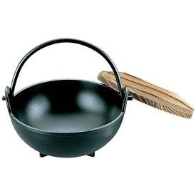 遠藤商事 Endo Shoji 《IH非対応》 SAやまと鍋(アルミ製) 15cm《段無》 <QYM03015>[QYM03015]