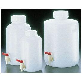 サンプラテック SANPLATEC PE広口下口活栓付瓶 2095 5L <ETV01095>[ETV01095]