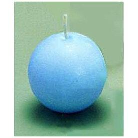 ネクストテーブルウェアインターナショナル ボールキャンドル(40ヶ入) 40044 ブルー <PKYB24A>[PKYB24A]