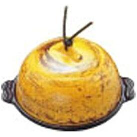 遠藤商事 Endo Shoji 《IH非対応》 アルミ高瀬陶板鍋 なると 中 15cm <QTU372>[QTU372]