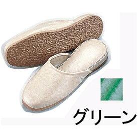 遠藤商事 Endo Shoji 抗菌スリッパSSK-5202 M グリーン <VSL2110>[VSL2110]