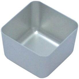 アカオアルミ AKAO ALUMINUM アルミ検食容器用 中子 小 <AKVP801>[AKVP801]