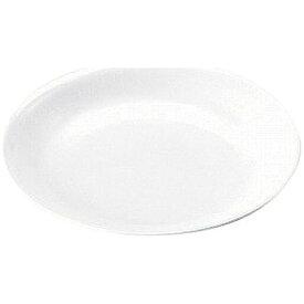 三井陶器 高強度磁器 ホワイト WH-023 7 ランチ皿 <RLCD901>[RLCD901]