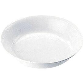 三井陶器 高強度磁器 ホワイト WH-024 7インチ深皿 <RFKU401>[RFKU401]