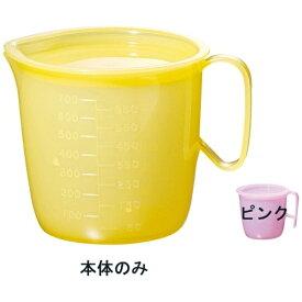 遠藤商事 Endo Shoji 流動食コップ 大 8300 身 ピンク <RLY1803>[RLY1803]