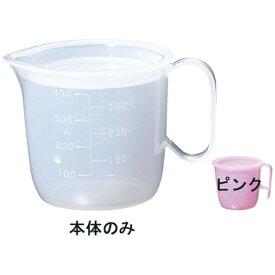 遠藤商事 Endo Shoji 流動食コップ 中 8301 身 ピンク <RLY1903>[RLY1903]