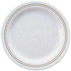 遠藤商事 Endo Shoji メラミン「オリーブ」 ライス皿19cm OL-7816 <RLI16>[RLI16]