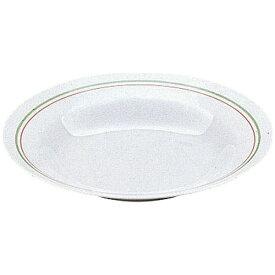 遠藤商事 Endo Shoji メラミン「オリーブ」 丸深皿 OL-7102T <RMLA5>[RMLA5]