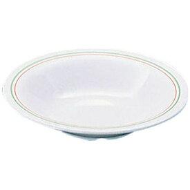 遠藤商事 Endo Shoji メラミン「オリーブ」 スープ皿19cm OL-7817 <RSC64>[RSC64]