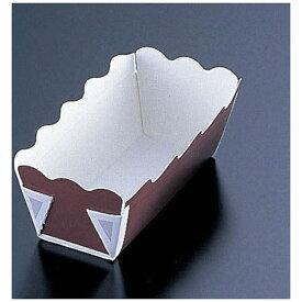 遠藤商事 Endo Shoji ペーパートレイ ミニパウンド80 茶 (100枚入) <WPU3202>[WPU3202]