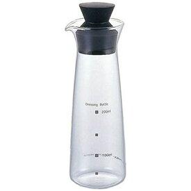 IWAKI イワキ 耐熱ガラス製 ドレッシングボトル 300ml KT5014-BK <PDL0901>[PDL0901]