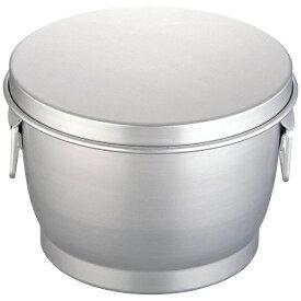 オオイ金属 アルマイト炊飯二重食缶 264-B (10l) <ASY721>[ASY721]
