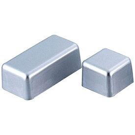 アカオアルミ AKAO ALUMINUM アルミ 角型ボンブ 正方形 <WBV16002>[WBV16002]