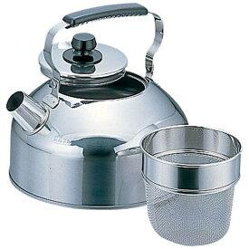 タケコシ 《IH対応》 18-8麦茶ケットル ロワール 4L <EKT12>[EKT12]