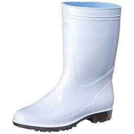 弘進ゴム KOHSHIN RUBBER 弘進 ゾナG3ネオ耐油 白長靴(耐油性) 25.5cm <SNG3207>[SNG3207]