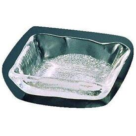 吉沼硝子 Yoshinuma Glass 硝子和食器 白雪4 長角豆皿 <RMM06>[RMM06]