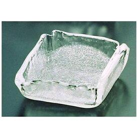 吉沼硝子 Yoshinuma Glass 硝子和食器 白雪11 正角深皿(小) <RHK13>[RHK13]