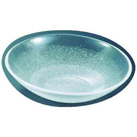 吉沼硝子 Yoshinuma Glass 硝子和食器 白雪17 25cm 丸盛込皿 <RML33>[RML33]