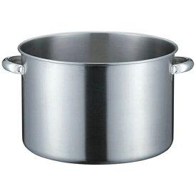 本間製作所 HONMA 《IH対応》 KO 19-0 半寸胴鍋(蓋無) 40cm <AHVD805>[AHVD805]