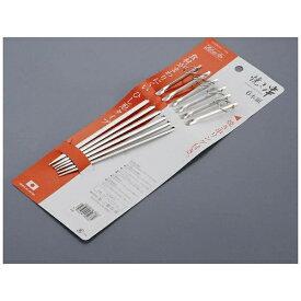 星三製作所 18-8台紙付プロセット(6本組) 180mm <DPL03180>[DPL03180]