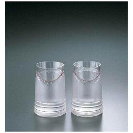 新潟合成 アイス・ミニグラス2pcsセット <PGL7301>[PGL7301]