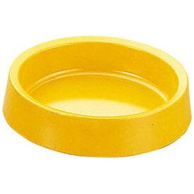 エンテック ENTEC メラミン カラー灰皿 A-273 丸 〈黄〉 <PHI71YE>[PHI71YE]