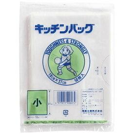 福助工業 Fukusuke Kogyo ポリエチレン キッチンバッグ(50枚入) 小 <XKT543>[XKT543]